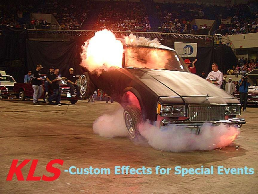 Custom Effects for Special Events